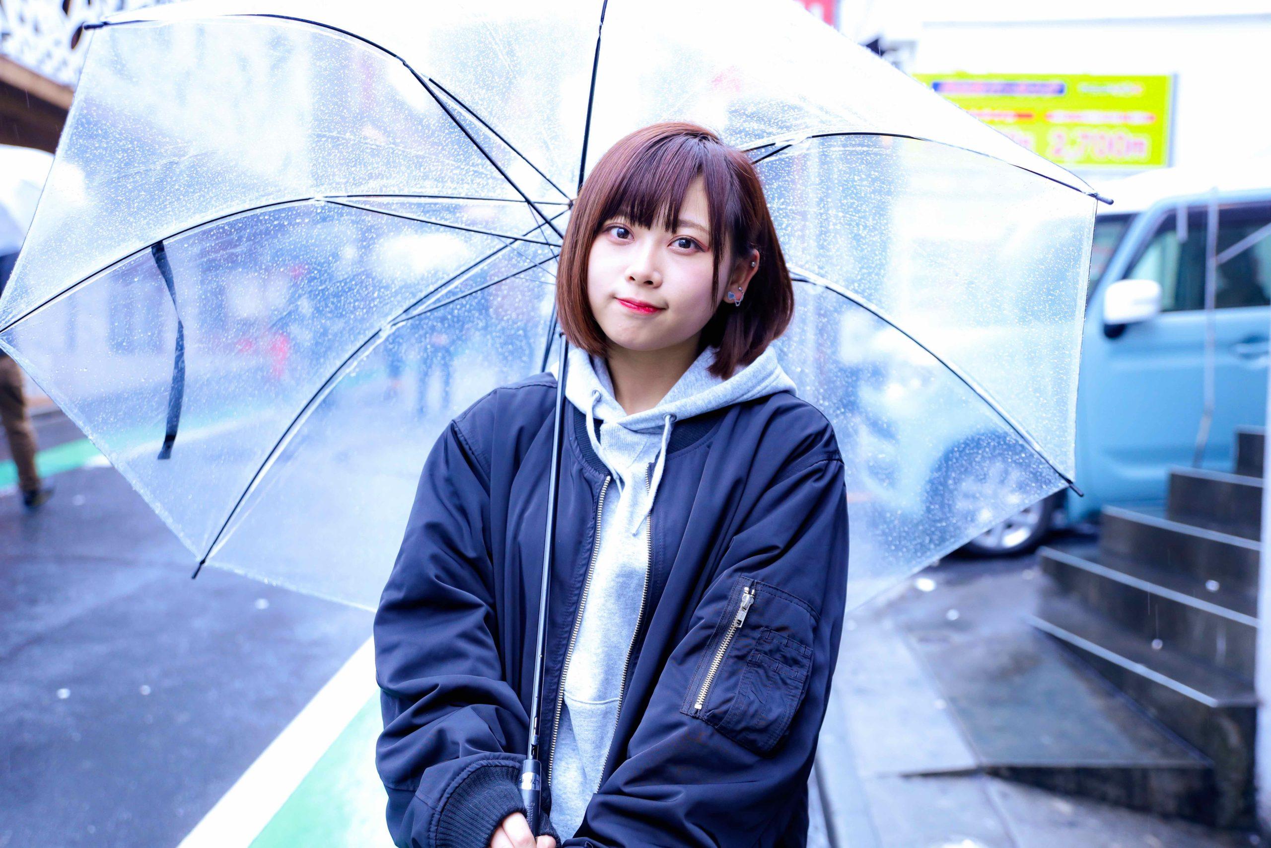 Umbrella Girl(佐藤琴乃、木村葉月)_190303