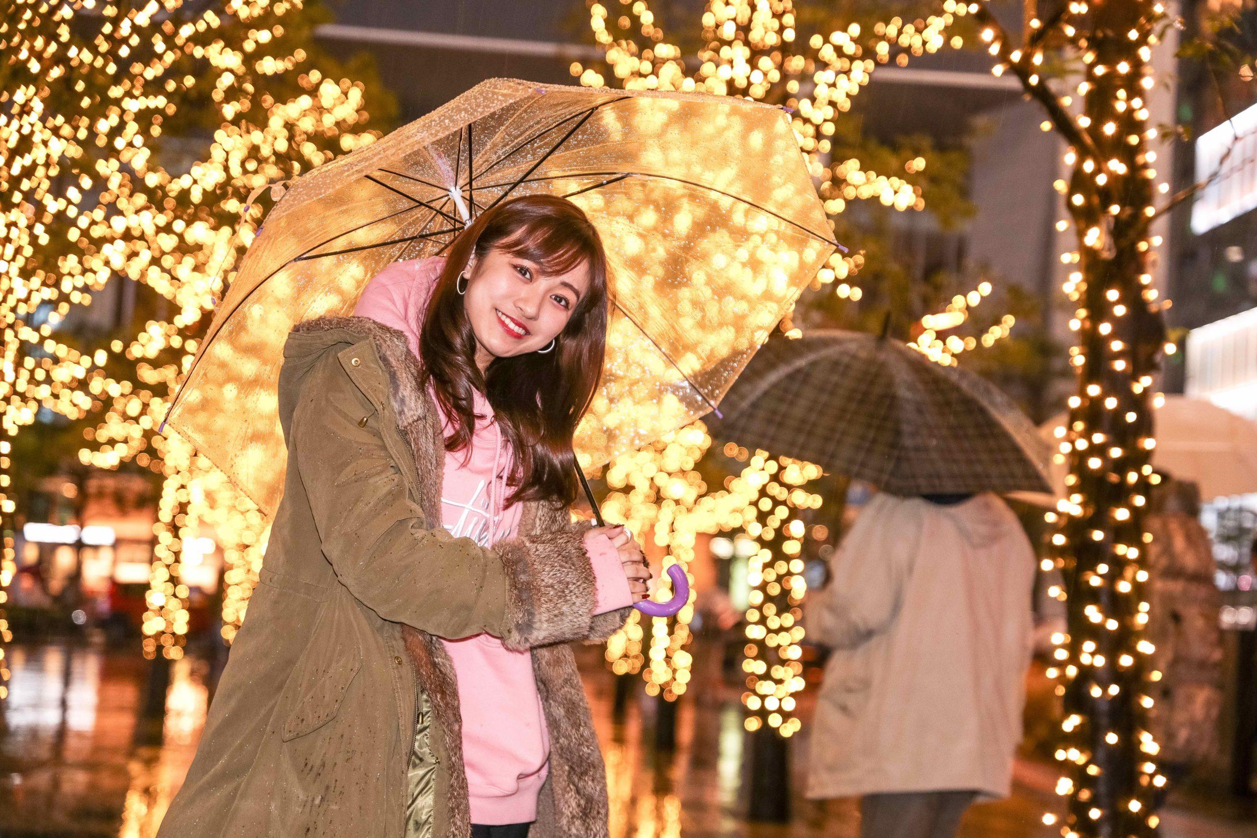 Umbrella Girl(佐藤琴乃、木村葉月、三田萌日香)_191222